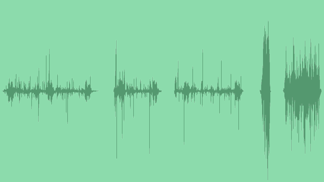 Crunchy Objects: Sound Effects