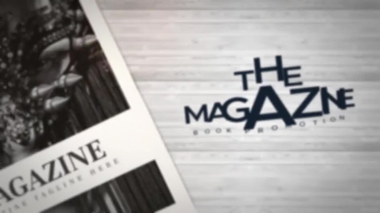 The Magazine: After Effects Templates