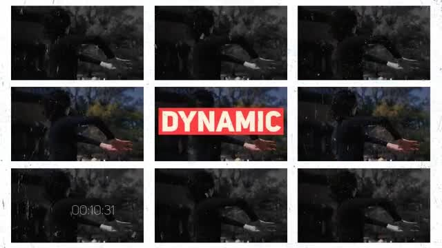 Demoreel: After Effects Templates