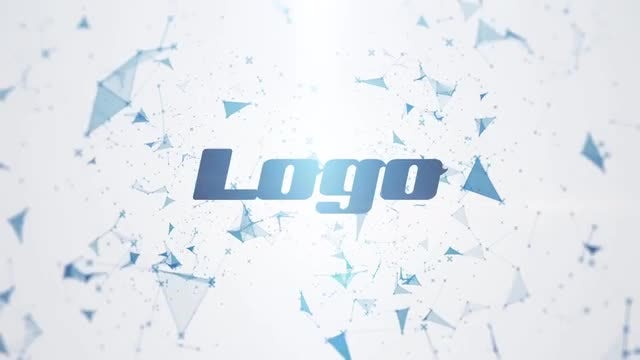 Business Corp Logo Reveal: After Effects Templates