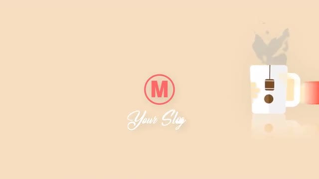 Coffee Logo: After Effects Templates