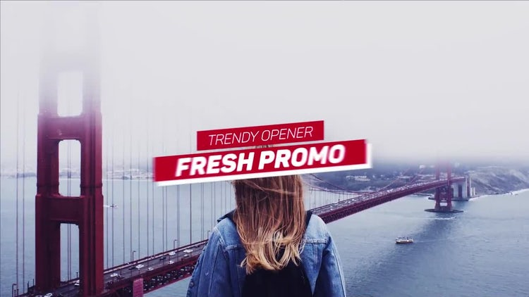 Fresh Slideshow: Premiere Pro Templates