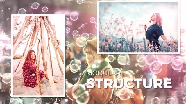 Miracle Photos Slideshow: After Effects Templates