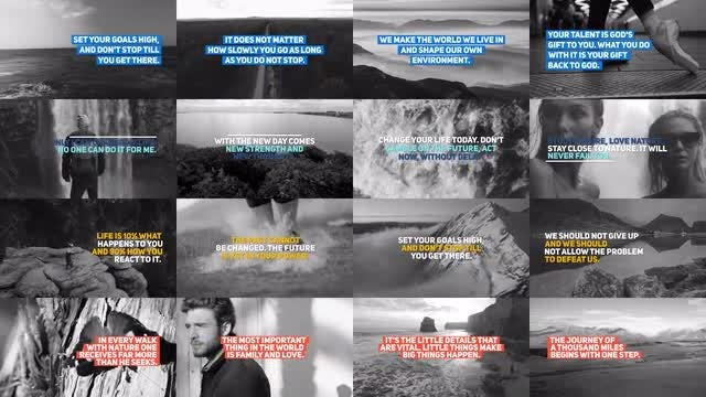 Social Media Video Graphics Pack: Motion Graphics Templates