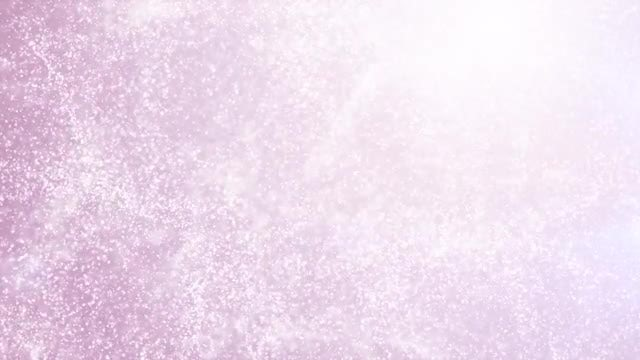 Tiny Flowing Particles: Stock Motion Graphics