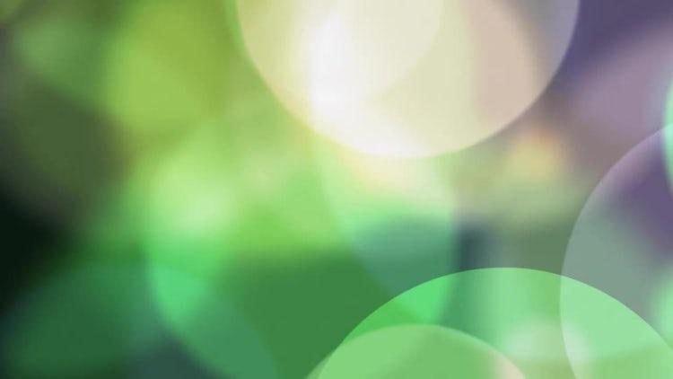 Particle Bokeh: Motion Graphics