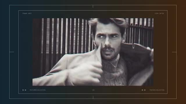 Fashion Promo Intro: After Effects Templates