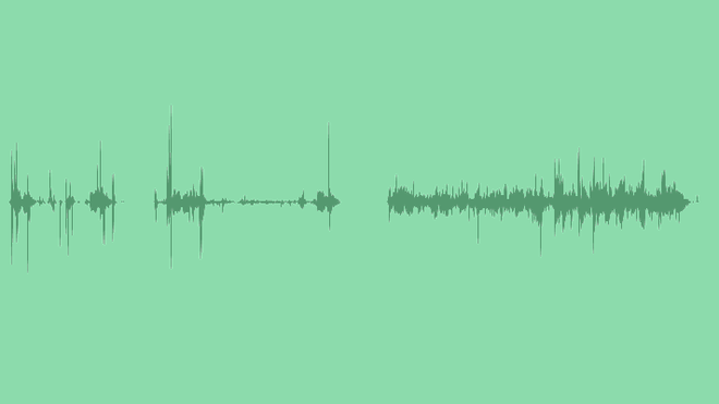 Crumpling Objects: Sound Effects