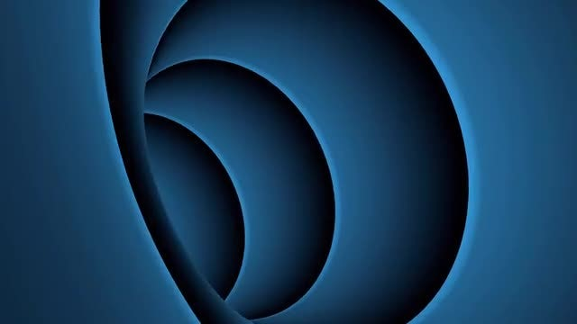 Worm Loop 01: Stock Motion Graphics