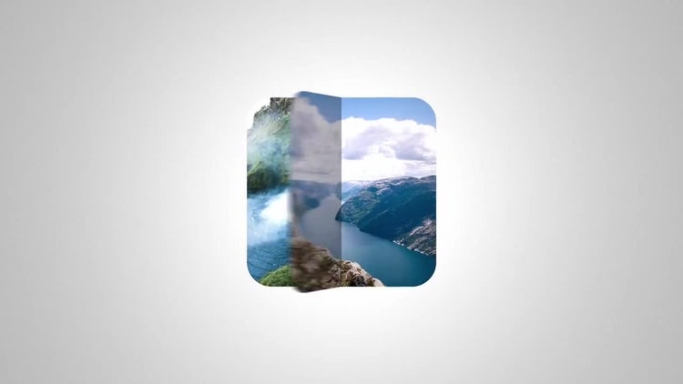 Photo Flips Logo: After Effects Templates