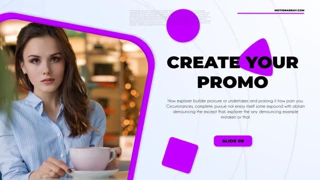 Fresh Colors Corporate: After Effects Templates