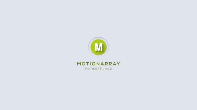 Minimal Channel Logo: After Effects Templates