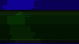 4k Glitch Transition 02: Motion Graphics