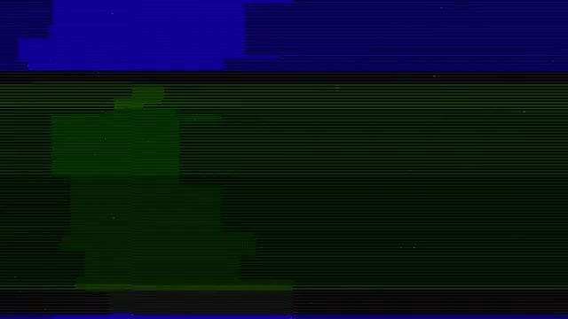 4k Glitch Transition 02: Stock Motion Graphics