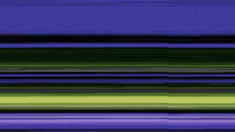 4k Glitch Transition 03: Motion Graphics