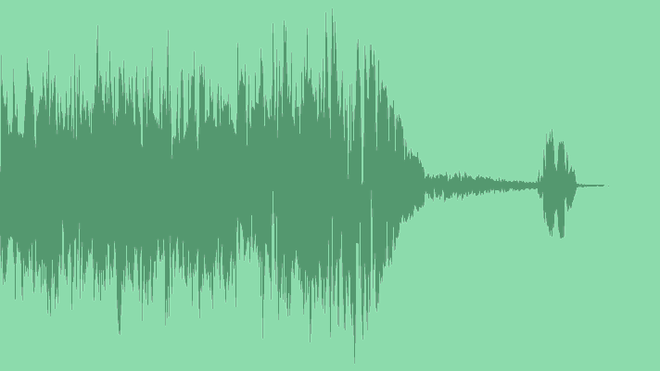 Catchy Logo Reveal: Royalty Free Music