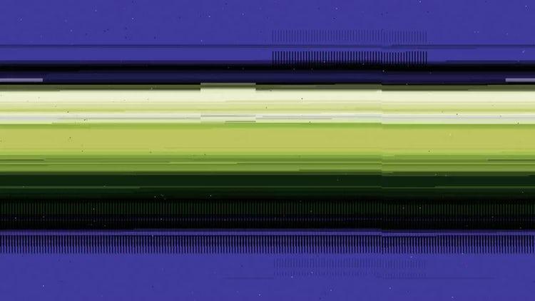 4k Glitch Transition 04: Stock Motion Graphics