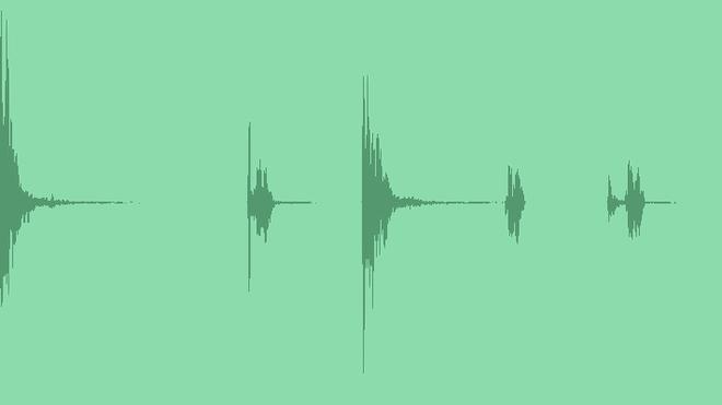 Blast Away: Sound Effects