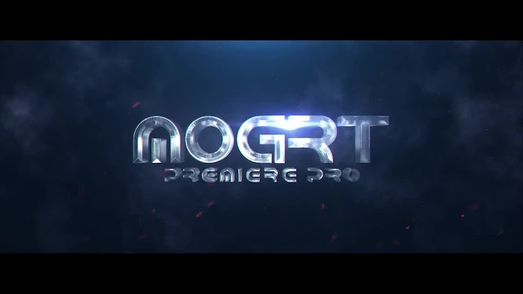 Galaxy Title Design: Motion Graphics Templates