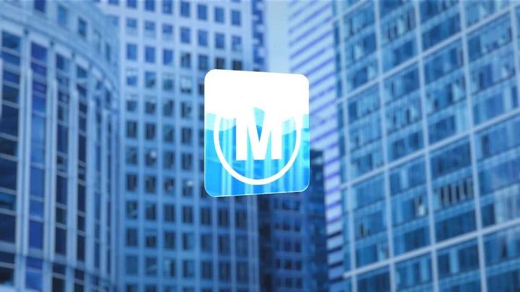 Stylish Flip Logo 2 preset: After Effects Templates