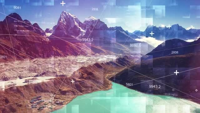 Abstract Slideshow: Premiere Pro Templates