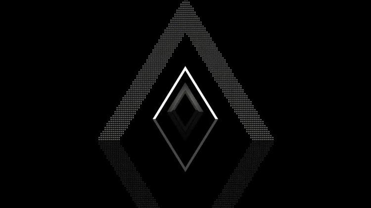 Diamond Loop: Stock Motion Graphics