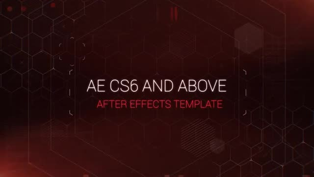 Tech Trailer Titles: After Effects Templates