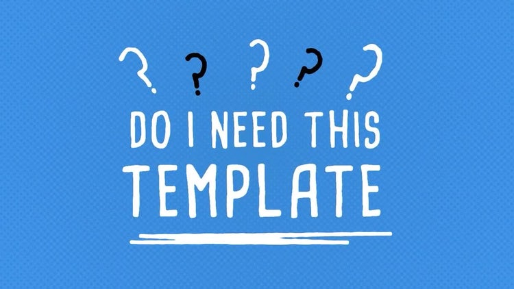 Type Doodle: After Effects Templates