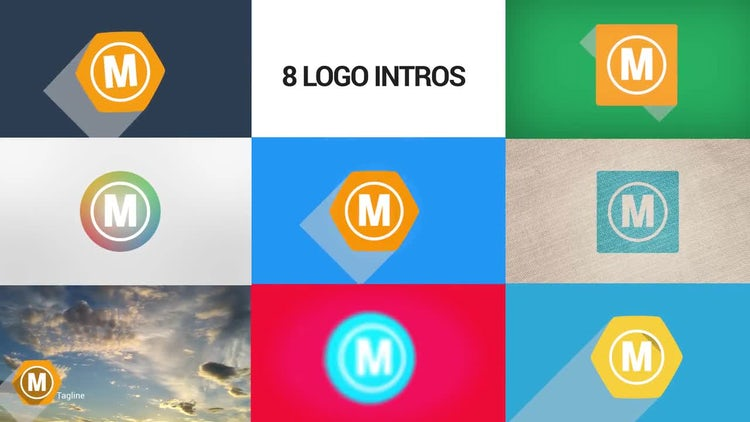 Ultimate Long Shadow Toolkit: After Effects Templates