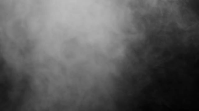 Smoke Fills Room: Stock Video