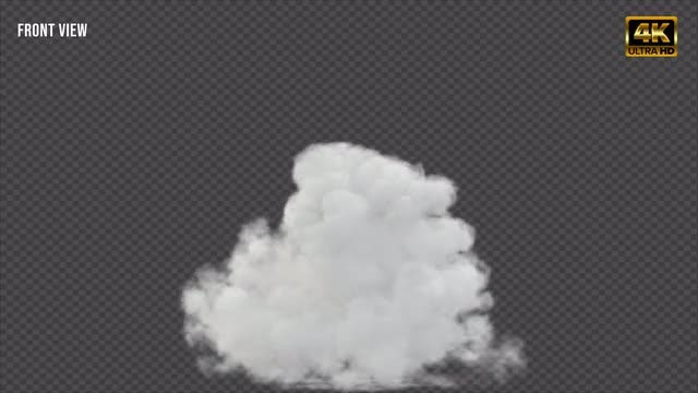 Smoke Blast v4 Pack: Stock Motion Graphics