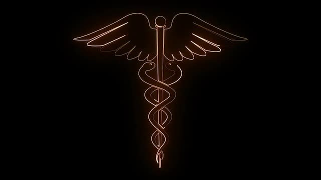 Caduceus Reveal: Stock Motion Graphics