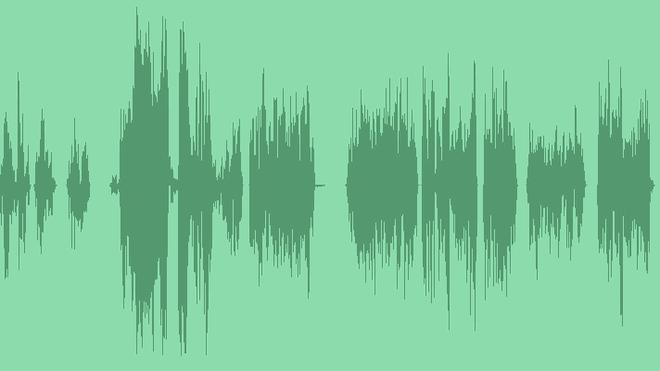 Glitch & Rewind Sounds (10 items): Sound Effects