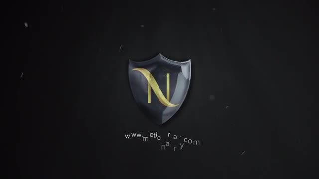 Glossy Logo Reveal: After Effects Templates