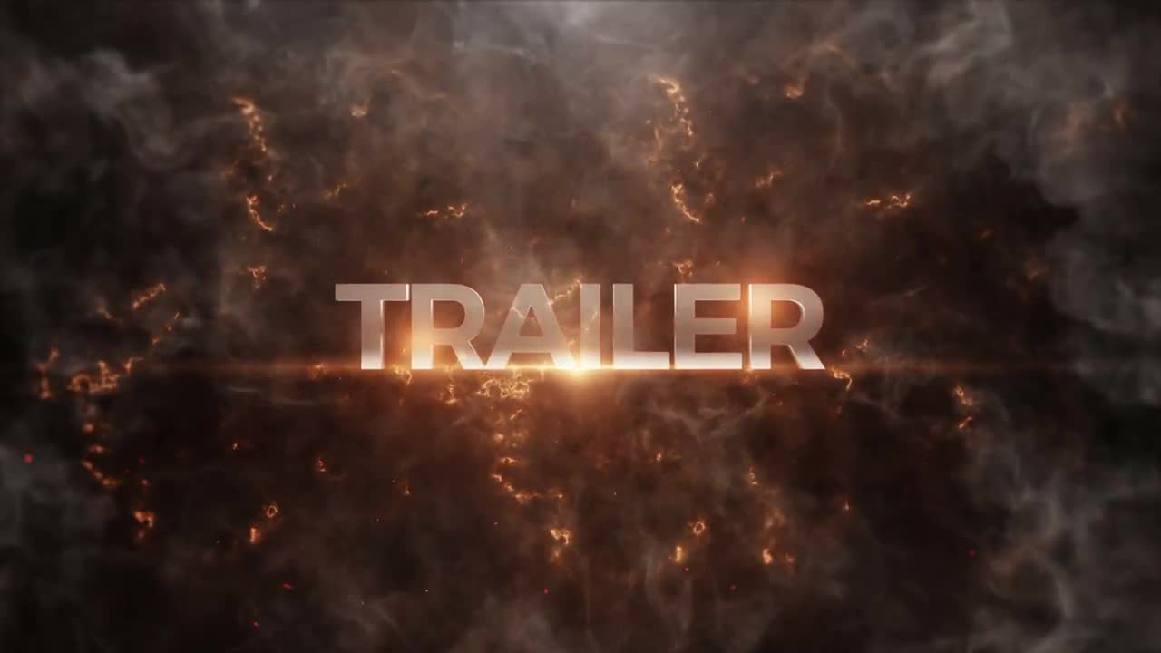 Powerful Movie Trailer After Effects Templates Motion Array