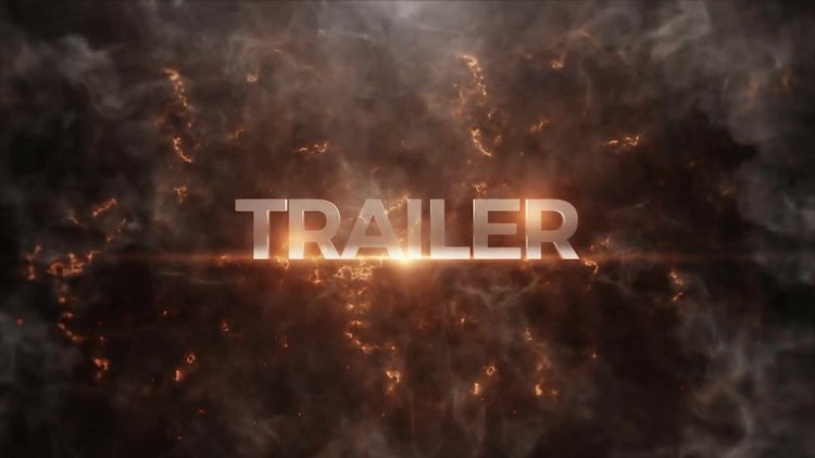 Powerful Movie Trailer: After Effects Templates