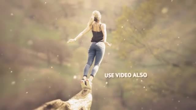 Parallax Promo: After Effects Templates