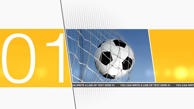 Good Sport: After Effects Templates