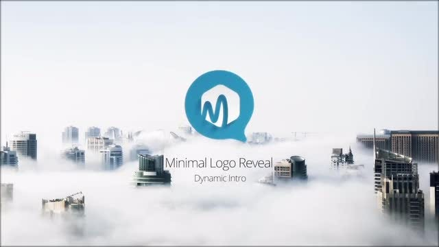 Fast Minimal Logo Reveals: Premiere Pro Templates