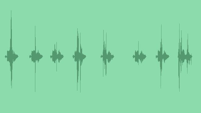 Flat Design: Sound Effects
