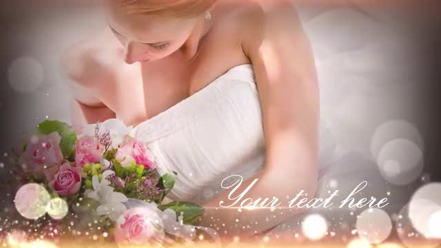 Beautiful Wedding Video: Premiere Pro Templates