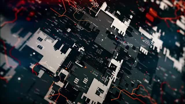 High-Tech Background Pack: Stock Motion Graphics