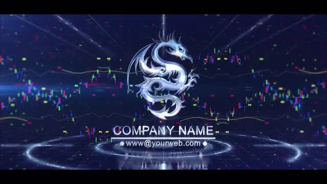 Economic Logo: After Effects Templates