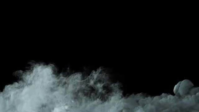 Looping Smoke/Fog Effect: Stock Motion Graphics