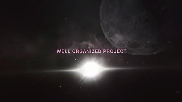 Cinematic Planet Titles (Mogrt): Motion Graphics Templates