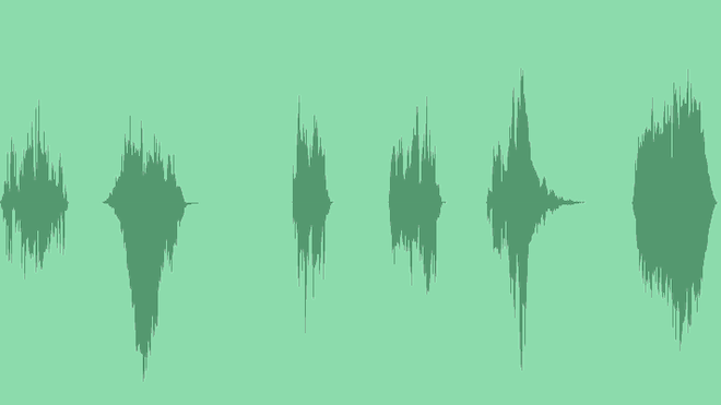 Other Transitions 3: Sound Effects