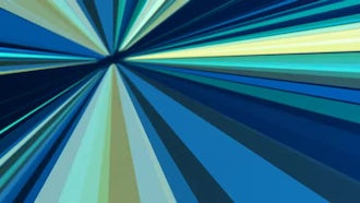 Abstract Rays: Motion Graphics