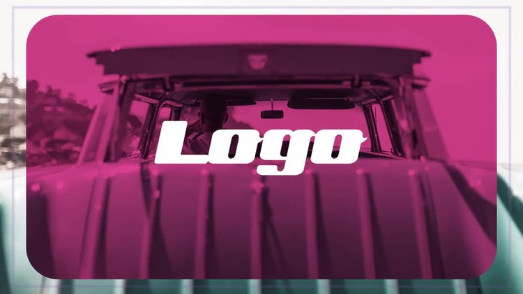 Colors Photo Logo Reveal: After Effects Templates