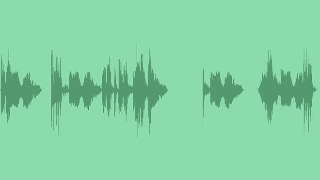 Hi-Tech Cybernetic Device: Sound Effects
