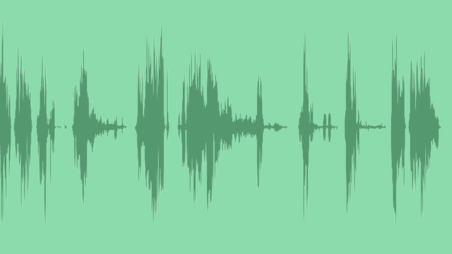 Glitches: Sound Effects
